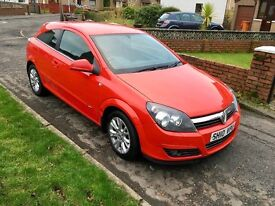 ** VAUXHALL ASTRA ** 2010 SRI model ** STUNNING CAR ** years MOT ** 2 owners from new