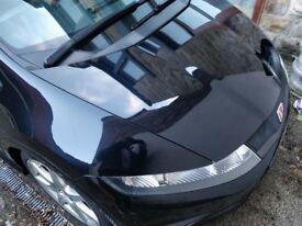 Honda civic type r FN2 GT-spec