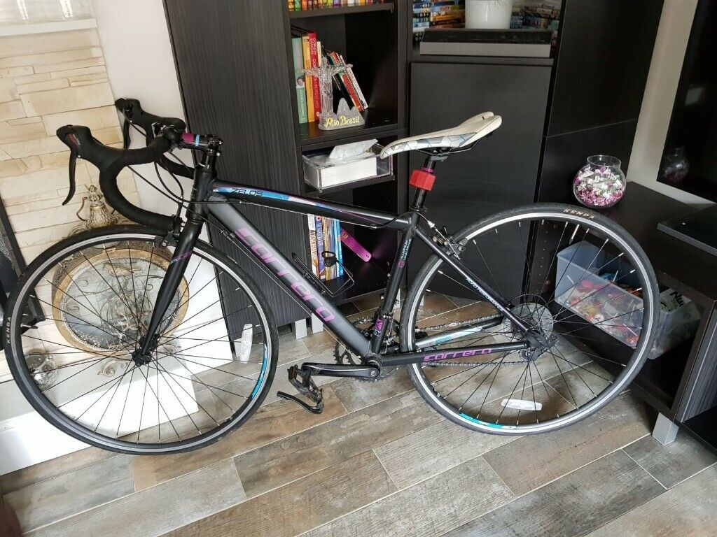d8505d3ef9fdd Carrera Zelos Women Race Bike Very well looked after(2 years old ...
