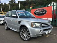 2005 05 Land Rover Range Rover Sport 2.7 TD V6 SE 5 Door Automatic AMAZING!