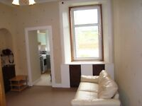 Fully Furnished 2 Dbl Bedroom Spacious Central Dunfermline Flat for Rent