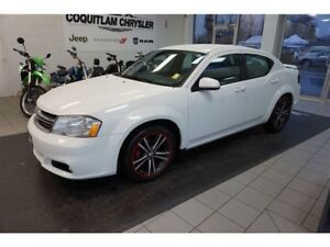 2013 Dodge Avenger SXT- ALLOY WHEELS!