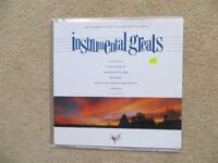Instrumental Greats vinyl LP