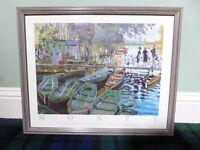 DELIGHTFUL MONET PRINTS, BEAUTIFULLY FRAMED READY TO HANG - LIKE NEW