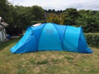 3 berth Tent. Holds 6+
