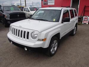 2013 JEEP PATRIOT SPORT 4WD Prince George British Columbia image 1