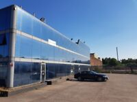 *All Inclusive* Warehouse space to let in Birmingham - 24 hr CCTV Surveillance + Fully Alarmed