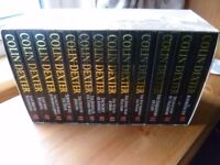 Boxed set of 13 novels by Colin Dexter - The Inspector Morse collection