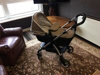 Pushchair Silver cross for sale good condition.