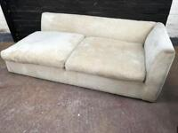 Beautiful quality very clean modern sofa from a smoke free house