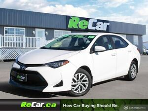 2018 Toyota Corolla LE HEATED SEATS | BACK-UP CAM | ONLY $69/...