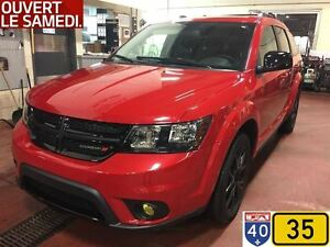 2016 Dodge Journey BLACKTOP, UCONNECT 8.4POUCES, 7PASSAGER, HITC