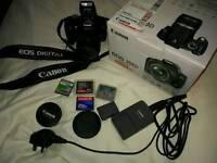 Canon 350D SLR camera