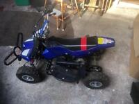 Quad bike 49cc