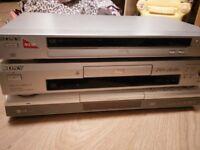 DVD Players x 3