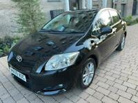 2007 Toyota Auris 1.3 petrol manual,immaculate condition,Very low genuine miles 4200 full history