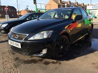 LEXUS IS 220D,STUNNING CONDITION