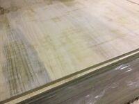 18mm plywood hardwood faced 8x4 sheets