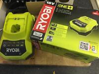 18V RYOBI Battery Charger