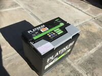 Platinum 685L leisure battery