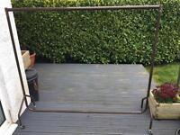 Heavy duty 6ft clothes rail