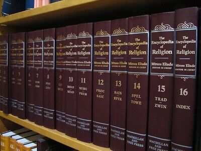 Encyclopedia of Religion and Ethics 16 Vol. SET: Life - Mulla by Hastings, James