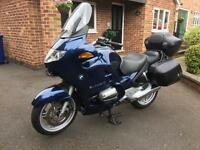 52 Plate r1150rt 34391 miles BMW touring bike like gs r 1150 r rt tourer r1150