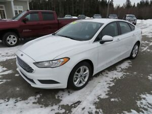 2018 Ford Fusion SE ONLY 5XXX KMS