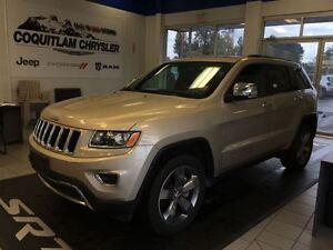 2015 Jeep Grand Cherokee Limited leather sunroof navigation