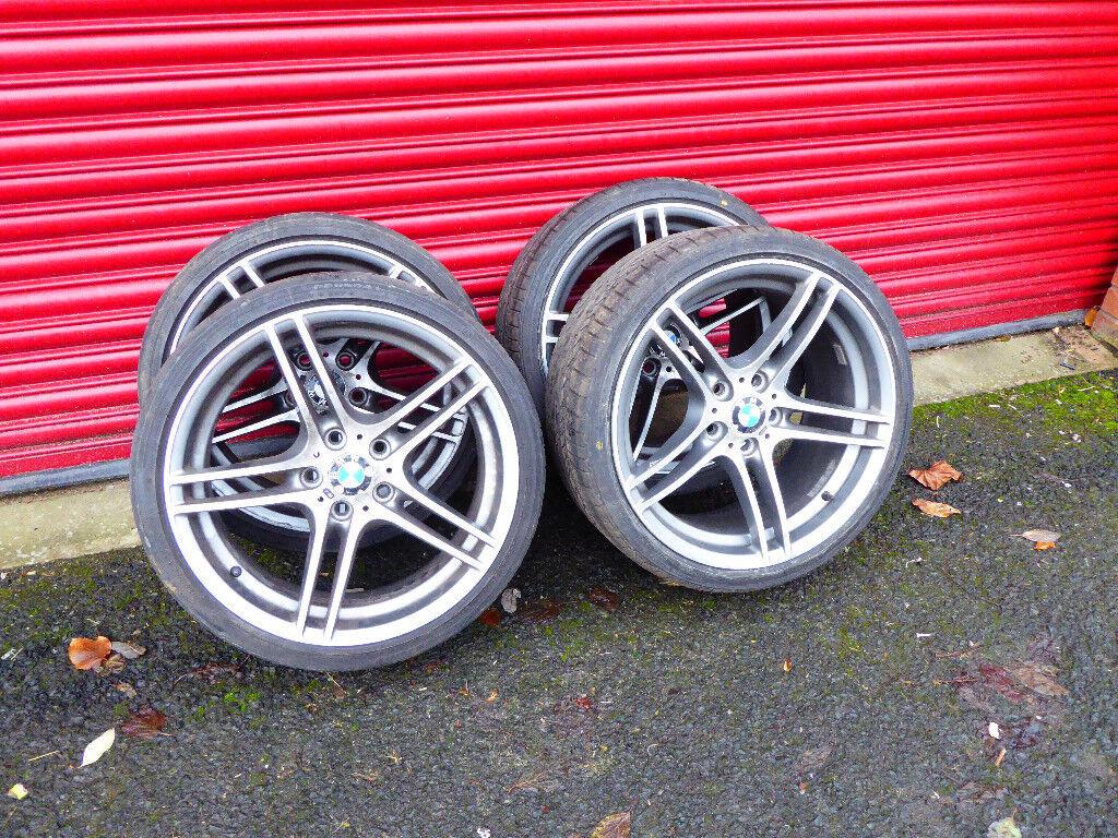 2 Bridgestone Potenza Runflat tyres for sale 255/30