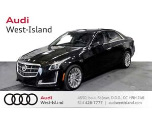 2014 Cadillac CTS 3.6L Luxury AWD * MAGNETIC RIDE * WARRANTY *