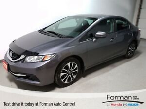2014 Honda Civic EX | Htd Seats | Camera | Local | BTooth