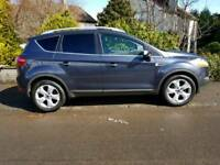 Ford Kuga 2.0l tdci zetec 2wd 5dr. Immaculate drives perfect