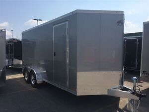 2017 ATC Raven 7x16 with extra height