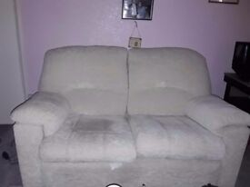 G plan 2 setter sofas in very good conditionjust had it clean