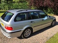 BMW 318i Touring **Only 93k** Four New Tyres, Great Spec, Must See Car!
