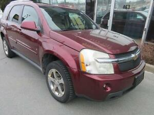 2007 Chevrolet Equinox LT SUV WITH CHROME WHEELS
