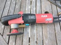 Flex LE12-3 100 wet ~ 1150 watt wet stone grinder variable speed 110v