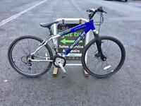 "GENTS MOUNTAIN BIKE 14"" FRAME £45"