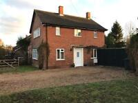 3 bed semi detached family home £1400