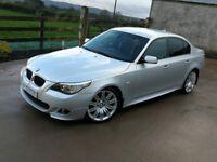 2007 BMW 520D M SPORT (Auto)