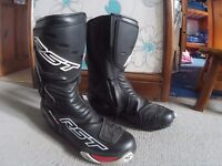 RST Tractech Evo Boots BRAND NEW!