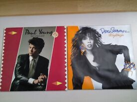 Vinyl Albums over 30