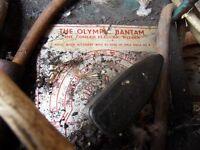 the olympic bantam welder