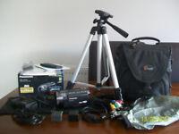 Panasonic HS700 Full HD 1920x1080p (50p) Camcorder