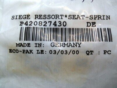 New OEM Rotary Shaft Spring Seat Seadoo Part Number 420827430