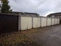 GARAGES AVAILABLE NOW: Blagrove Drive, Wokingham RG41 4BD - ideal for storage/ car etc