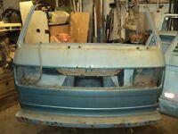 VW T25 Front panel & parts