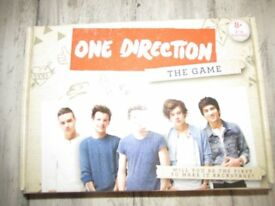 Board Games – One Direction