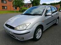 Ford focus 1.6 LX manual